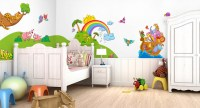 Noahs Ark, Wall Stickers for Kids