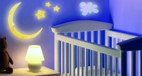Fluo3 Magical Stars, Fluorescent Wall Stickers for Children Room