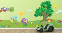 in the Meadow, Wall Decors for Childrens Room