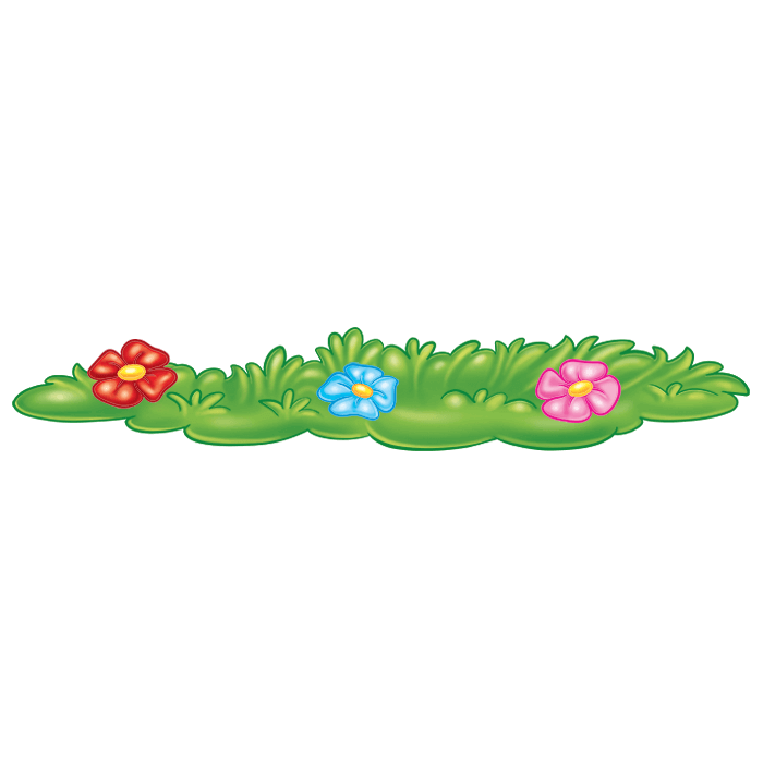 In the Meadow Wallstickers for Children, Lovery Meadow Sticker